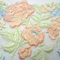ラフール刺繍サンプル